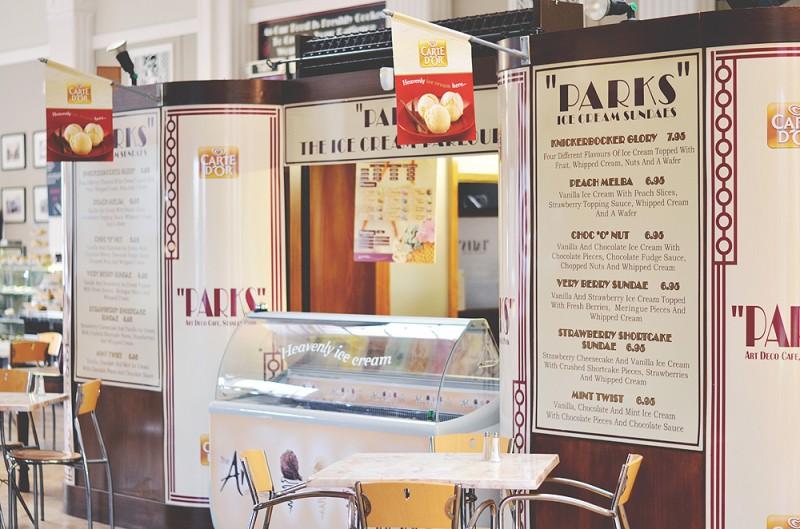 Stanley Park Art Deco Cafe